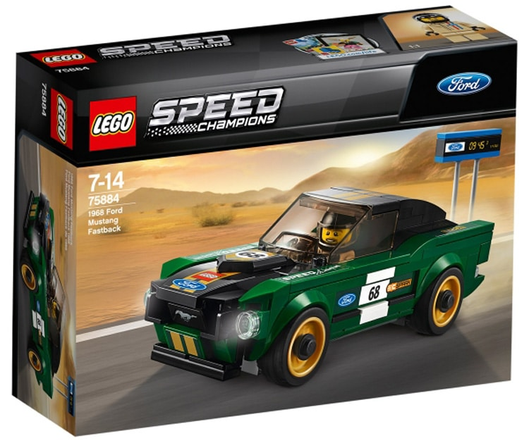 Mclaren P1 2019 >> LEGO Speed Champions 2018 Sets Unveiled – Due March 2018