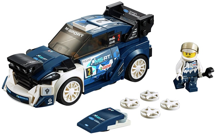 Lego Cars  Sets Review