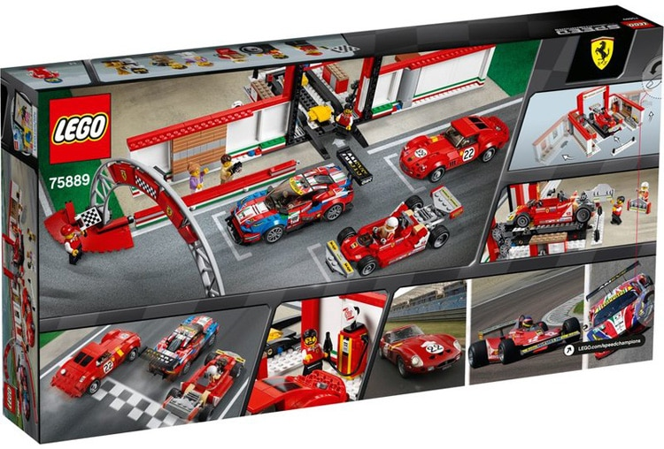 Lego Cars  Ultimate Race Set