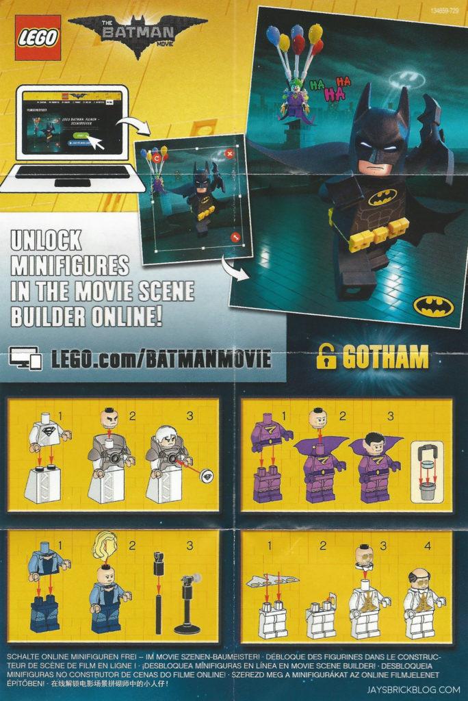 lego batman 2 instructions