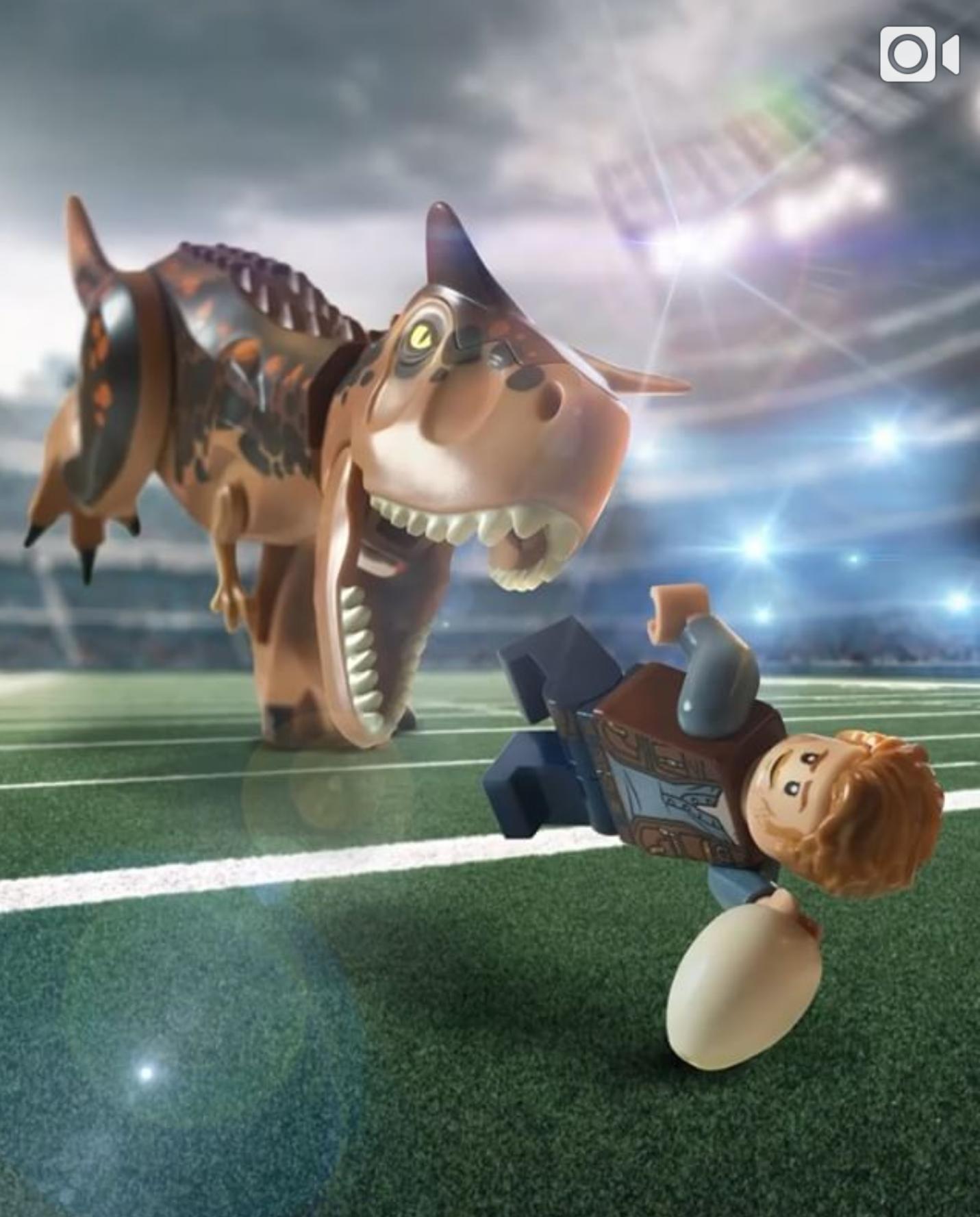 Preview Lego Jurassic World 2018 Fallen Kingdom Sets Jays