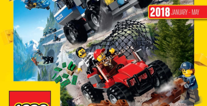 Australian LEGO Release Dates – First Half of 2018 sets (January – May) + Retailer Exclusives