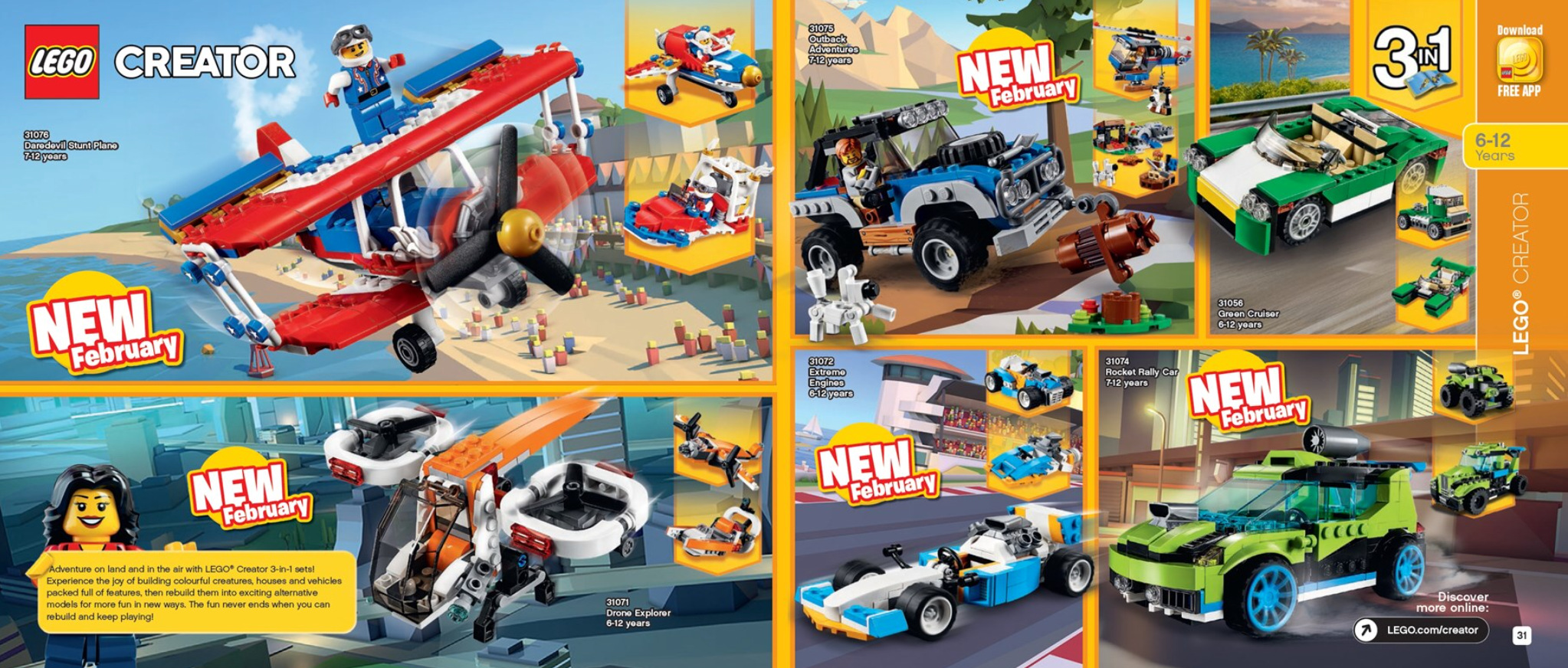 australian lego release dates first half of 2018 sets january may retailer exclusives. Black Bedroom Furniture Sets. Home Design Ideas