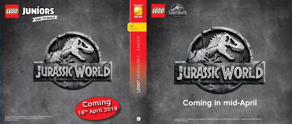 Australian LEGO Release Dates – First Half of 2018 sets (January ...
