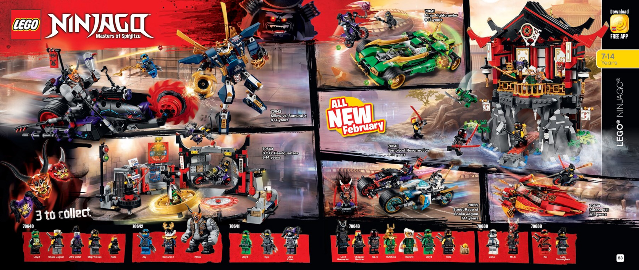 Australian Lego Release Dates First Half Of 2018 Sets January May Retailer Exclusives Jay S Brick Blog