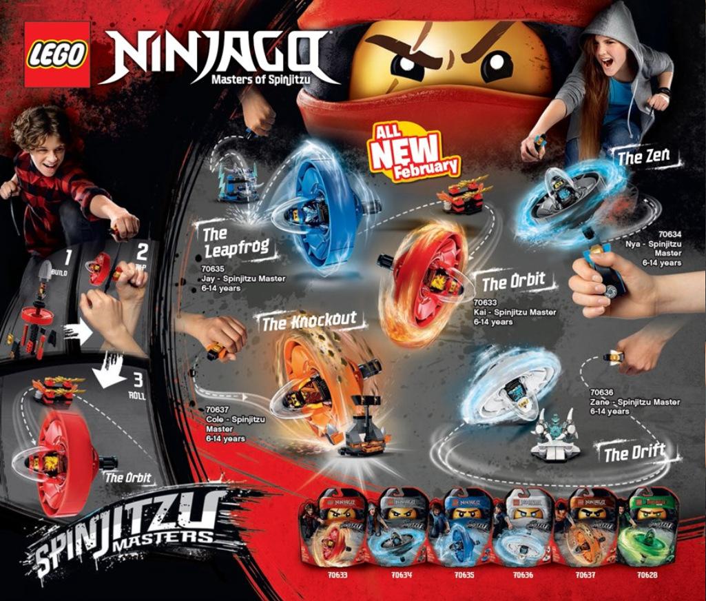 Ninja Vs Samurai Fight Australian LEGO Releas...