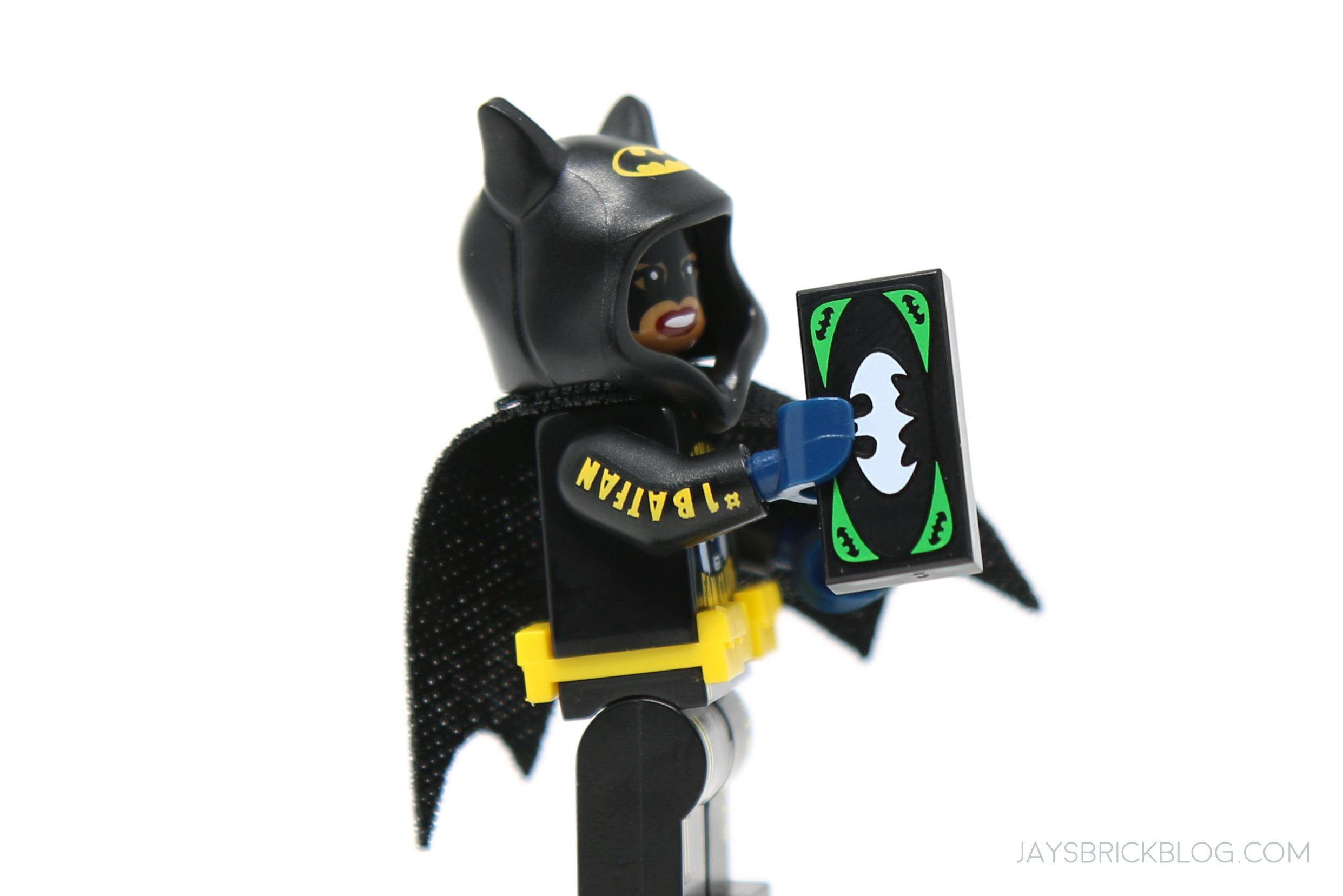 Bat Brick Batman Tool : Review lego batman movie minifigures series