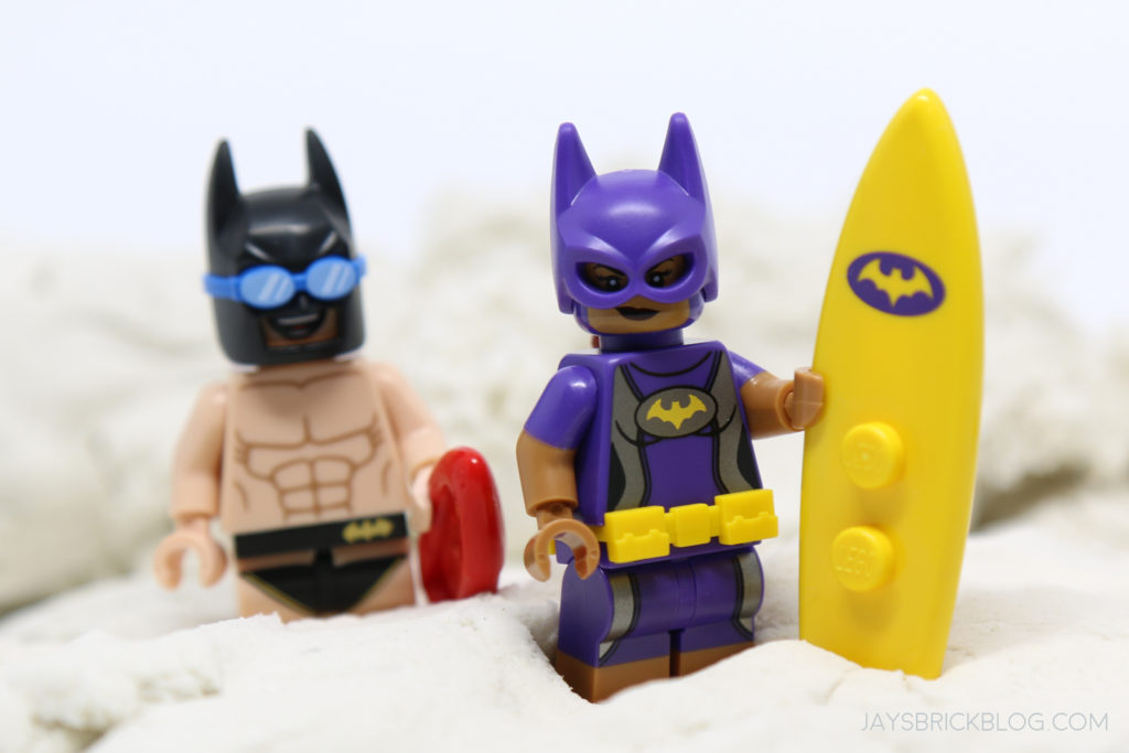 NEW LEGO CUSTOM BATWOMAN MINIFIGURE MADE OF LEGO PARTS DC SUPERHEROES BATMAN