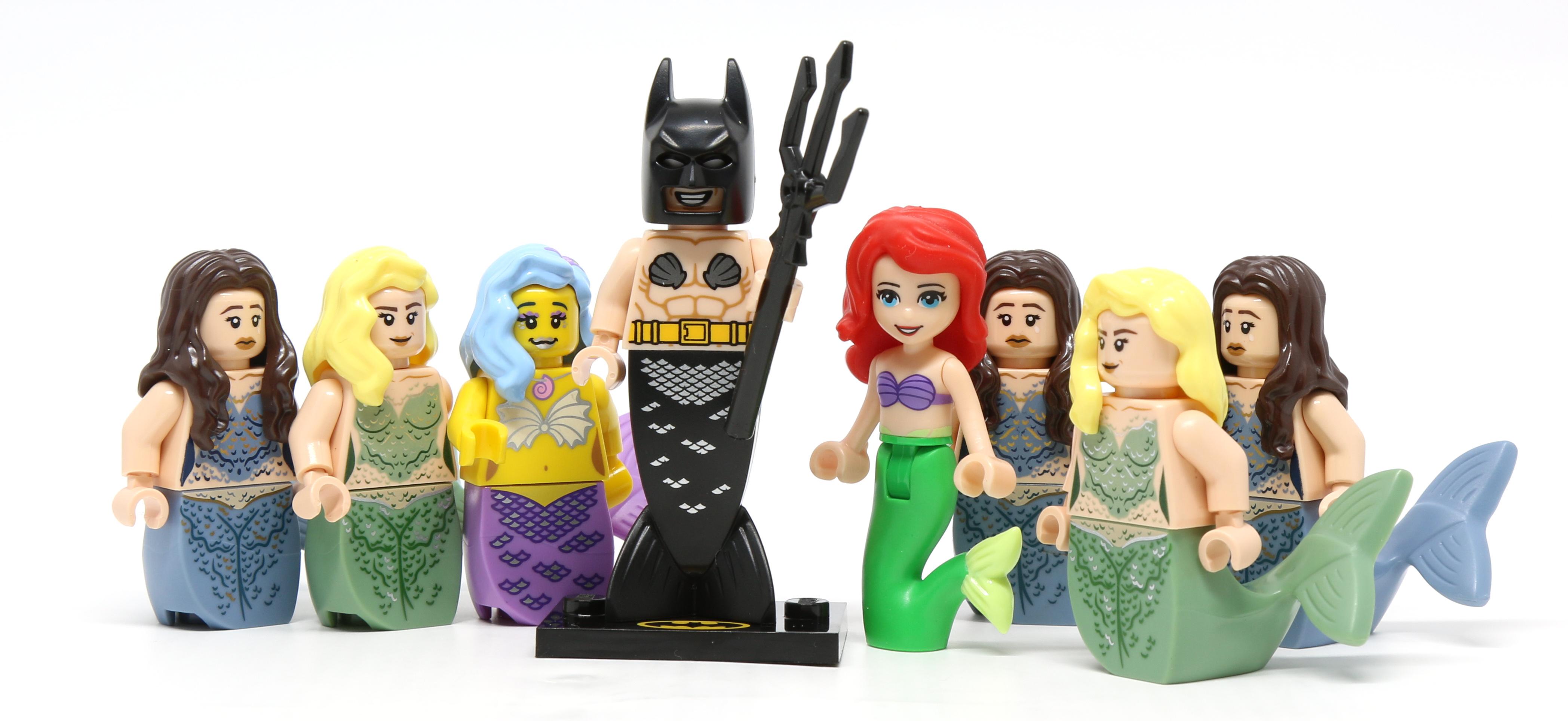 Review: LEGO Batman Movie Minifigures Series 2 - Jay's ...