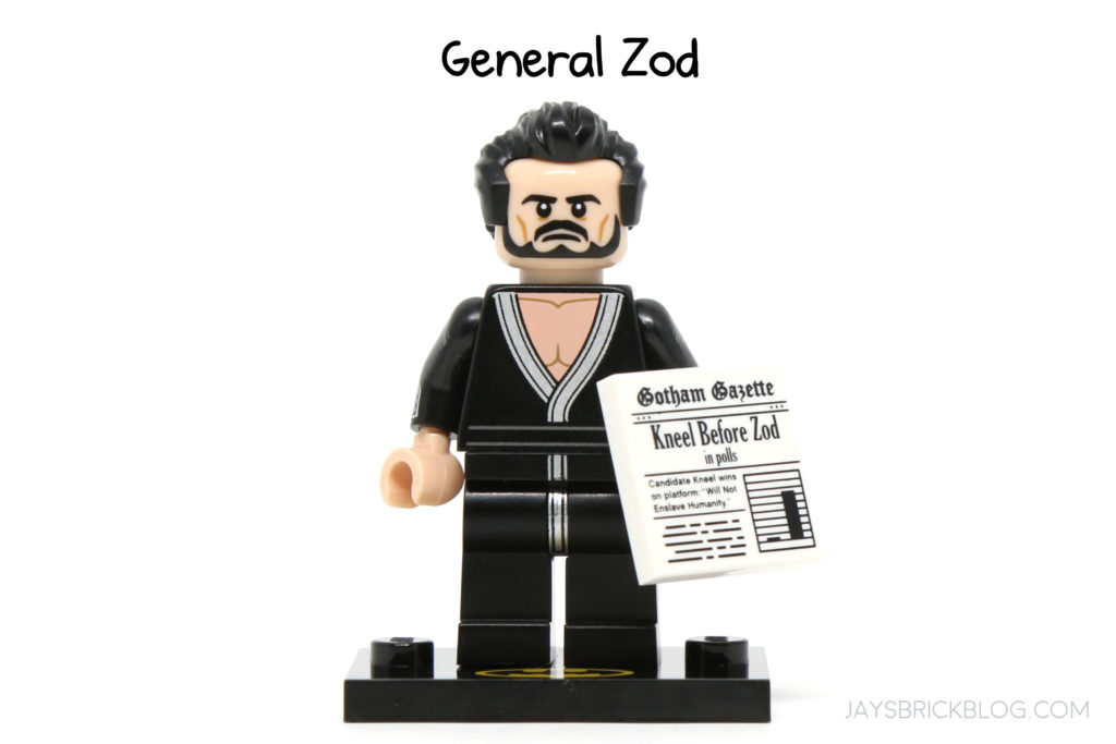 general zod lego batman 2 - photo #11