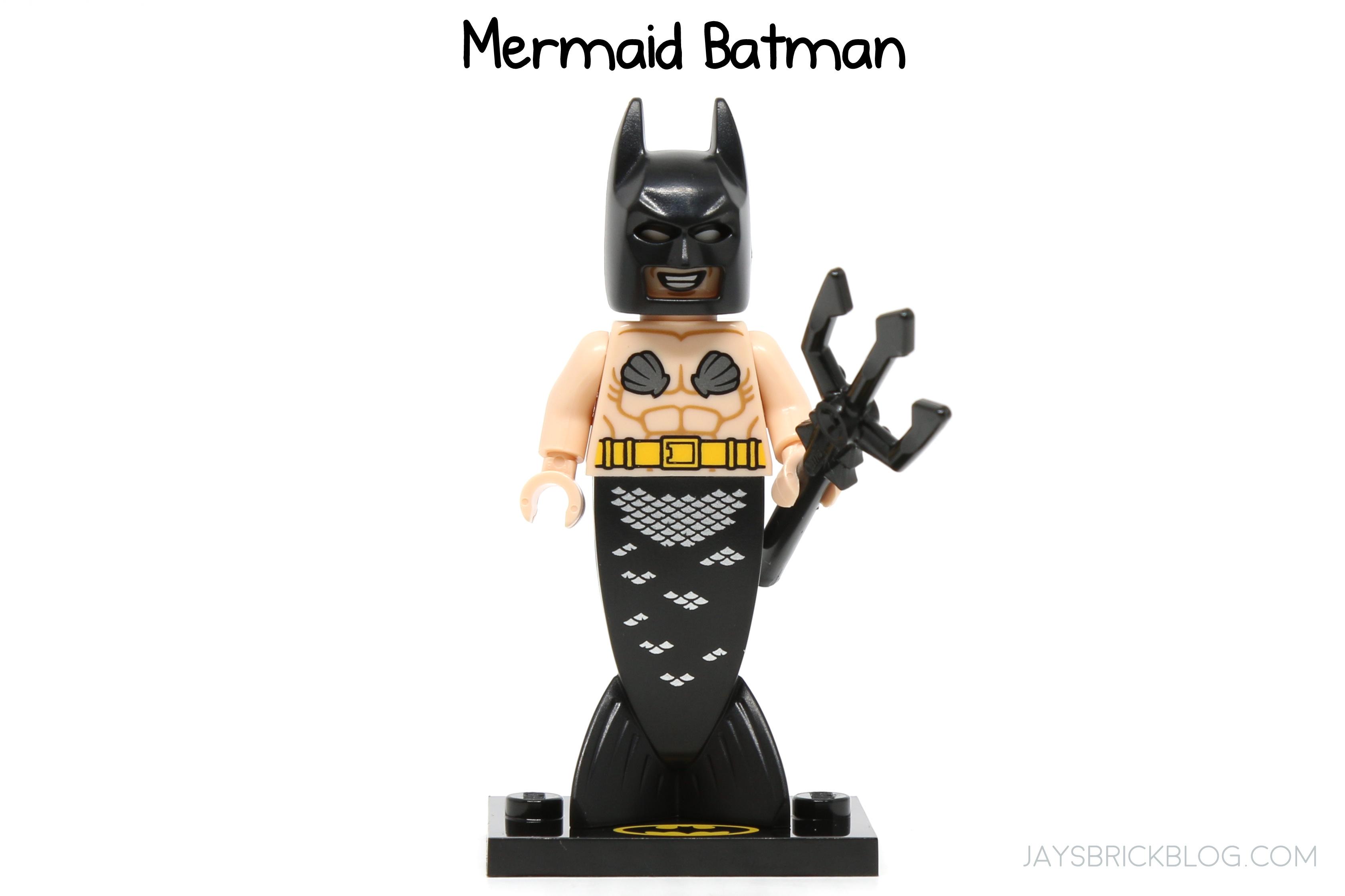Review: LEGO Batman Movie Minifigures Series 2