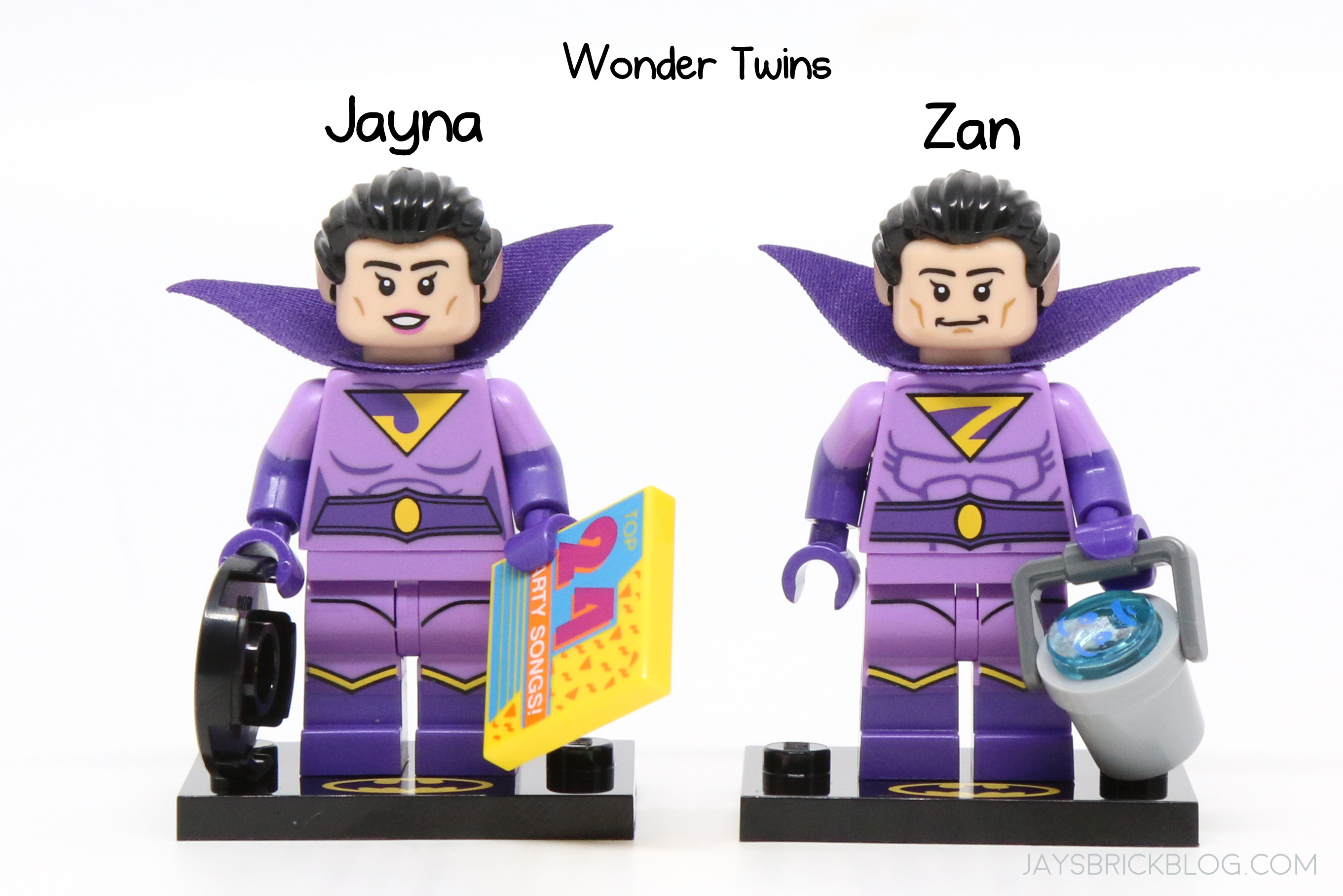 Review: LEGO Batman Movie Minifigures Series 2