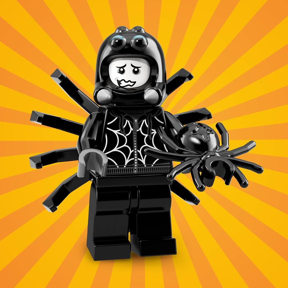 First Photos Of The Party Themed Lego Minifigures Series
