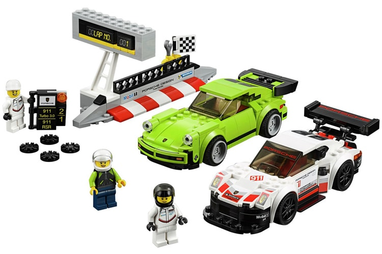 lego speed champions 2018 sets unveiled due march 2018. Black Bedroom Furniture Sets. Home Design Ideas