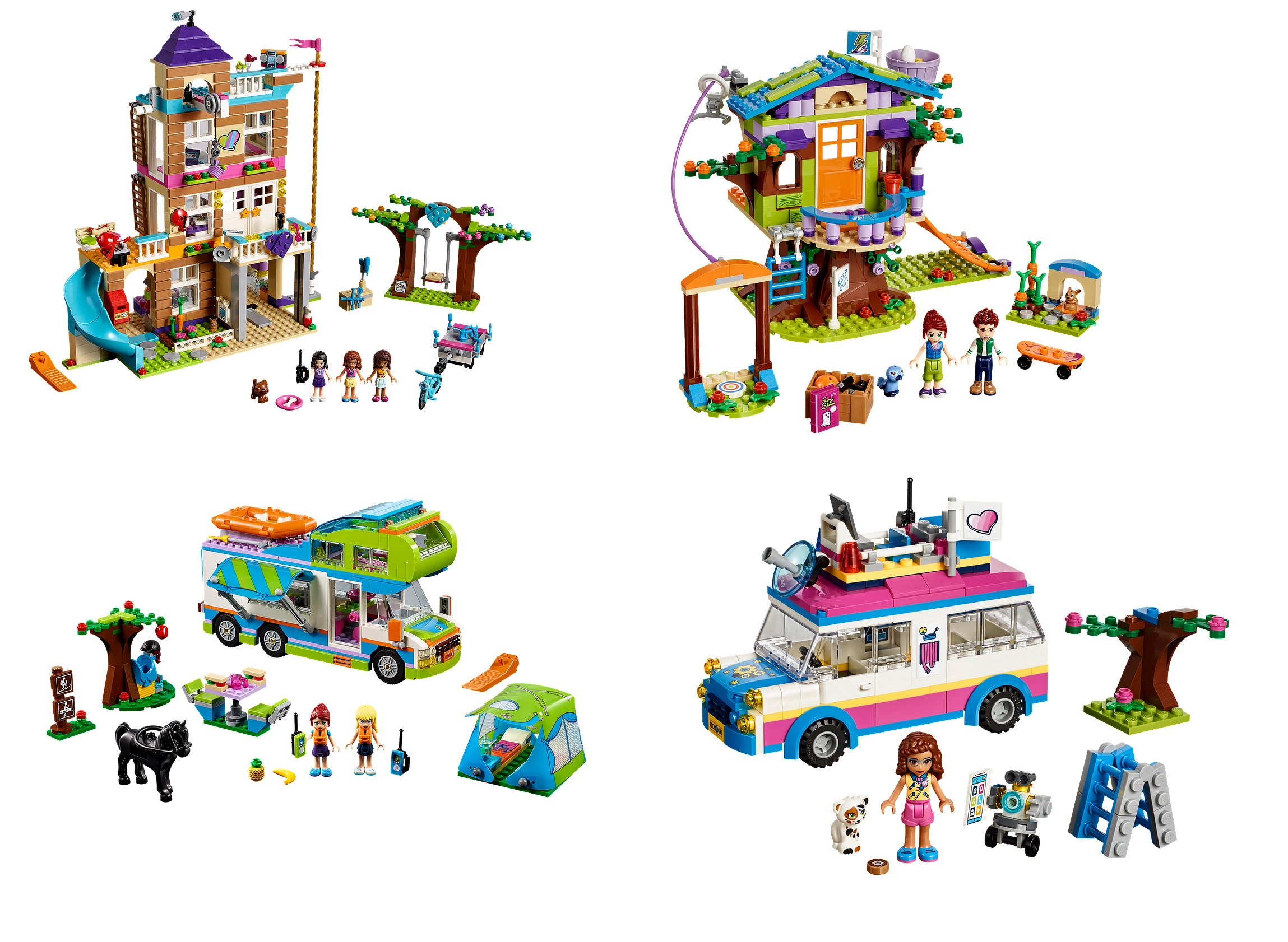 10260 Downtown Diner And New 2018 Lego Sets Now Available To