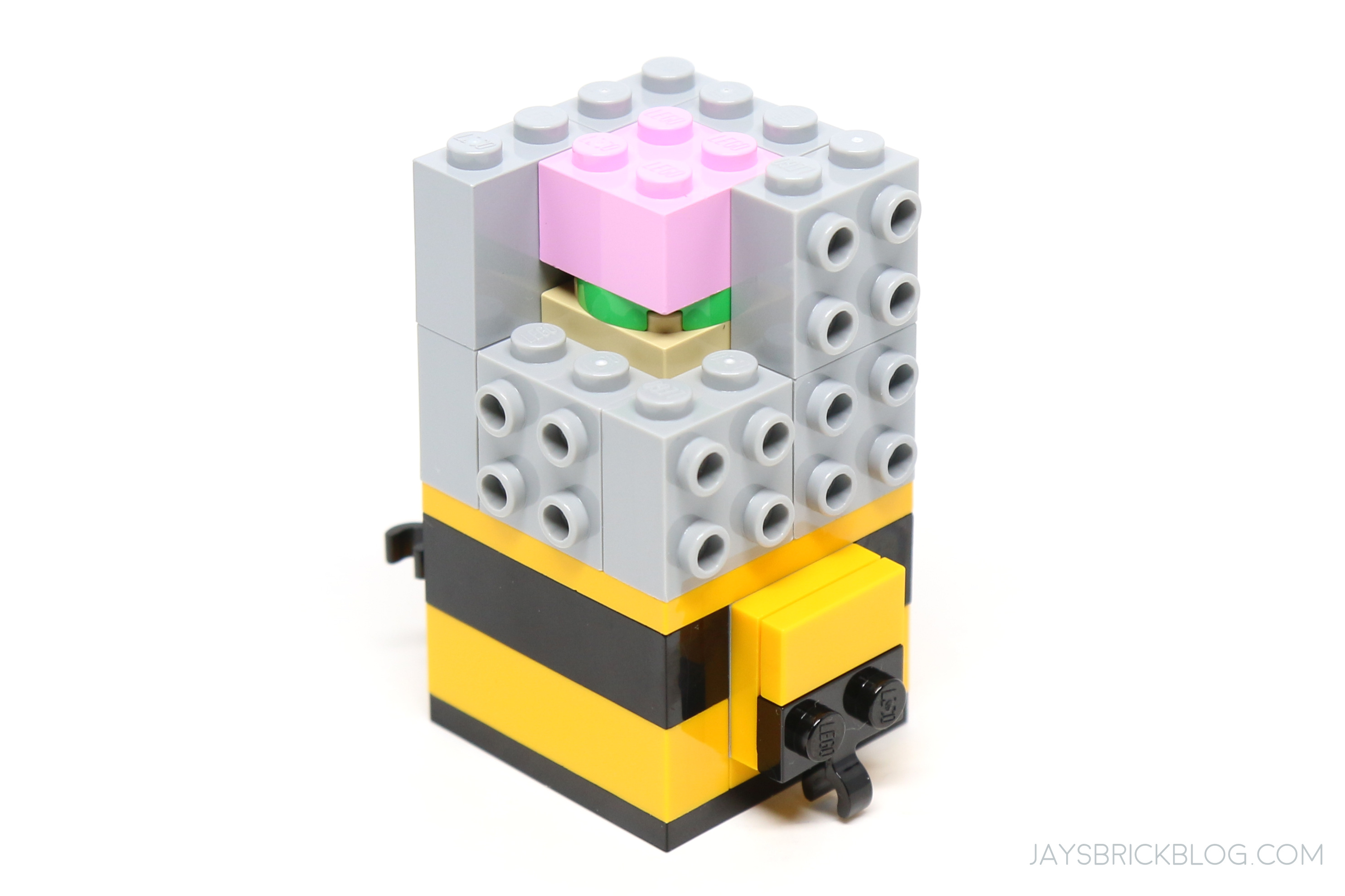 LEGO 40270 Brickheadz Bee Valentine/'s Day