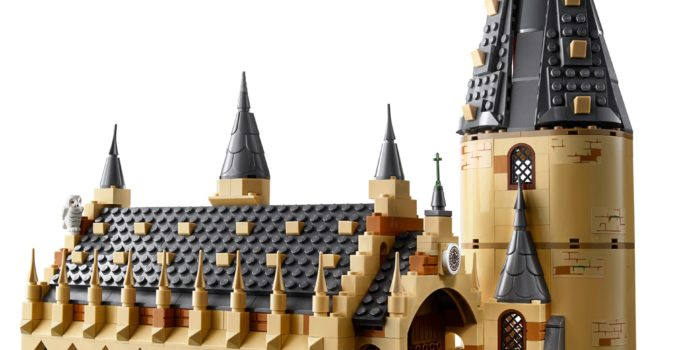 LEGO Harry Potter Sets return in 2018, starting with 75954 Hogwarts Great Hall