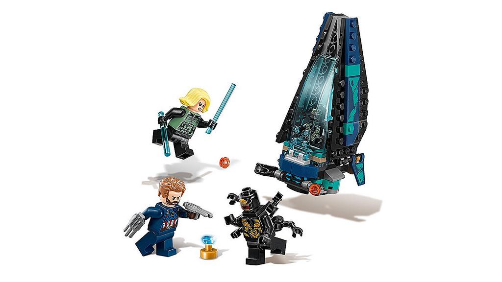 Lego Avengers Infinity War Infinity Stone Blue NEW