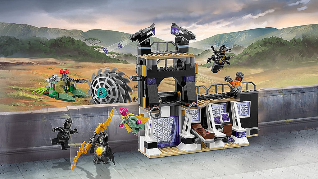 Preview Lego Avengers Infinity War Sets 2018 Jay S