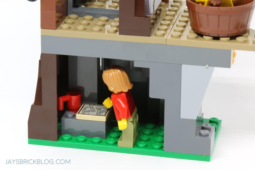 LEGO Set 60173-1 Mountain Arrest (2018 Town > City