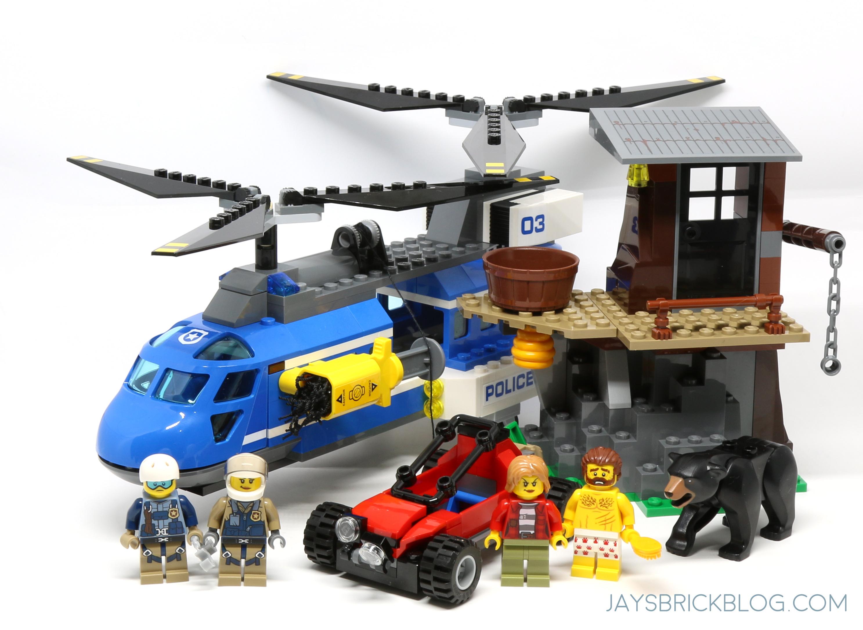 lego police sets 2013