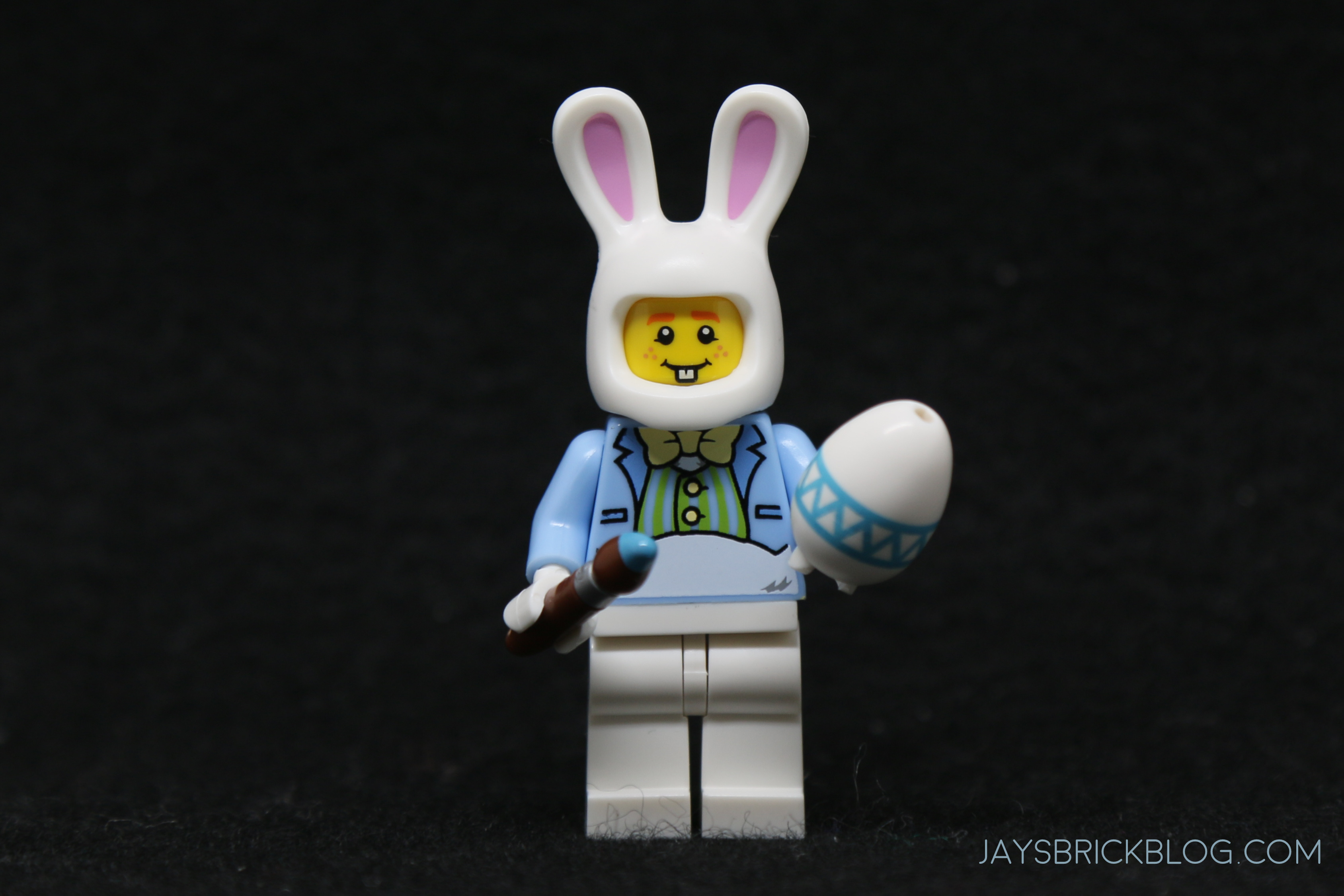 Review Lego Easter Bunny Hut Promo 2018