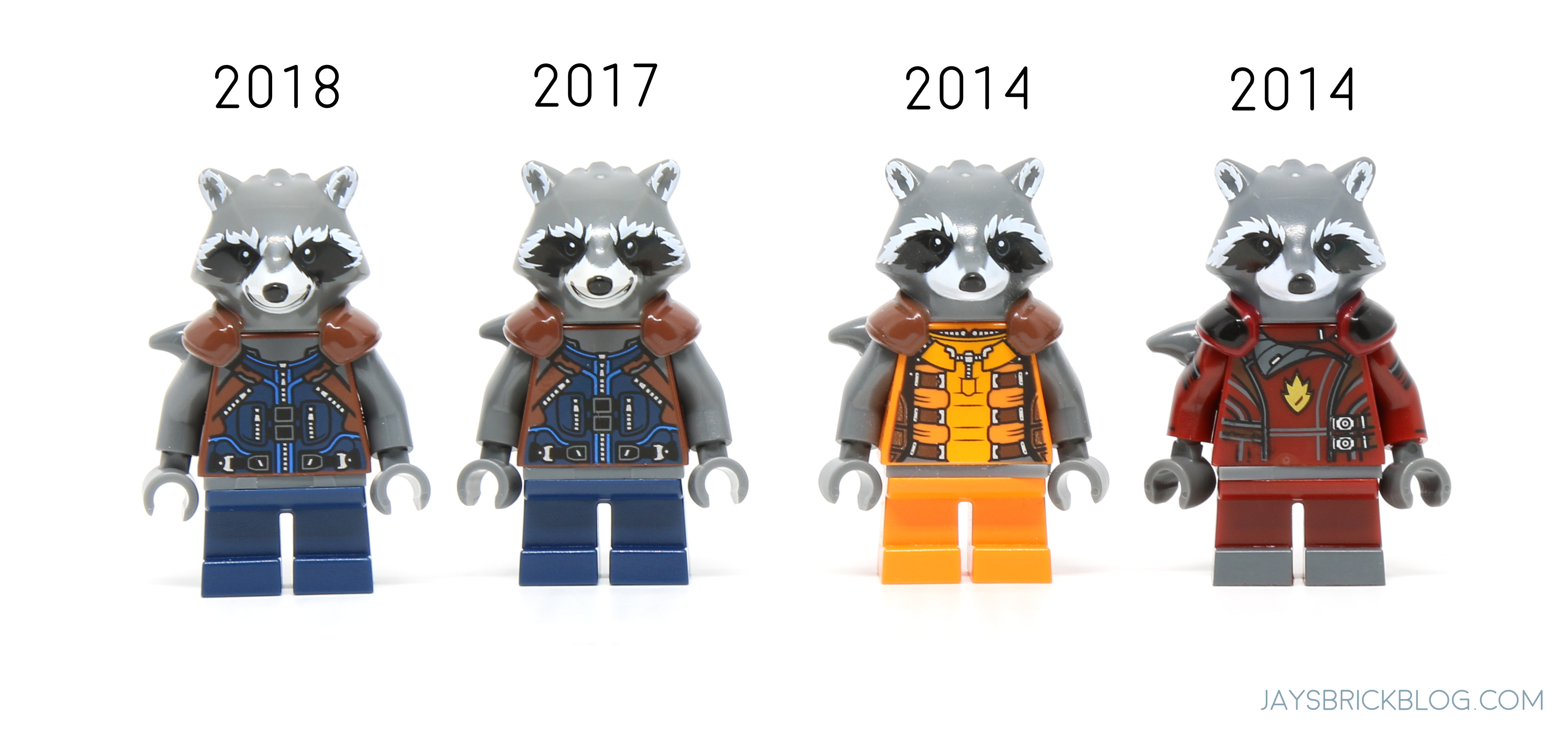 http://jaysbrickblog.com/wp-content/uploads/2018/03/LEGO-Rocket-Raccoon-Comparison.jpg
