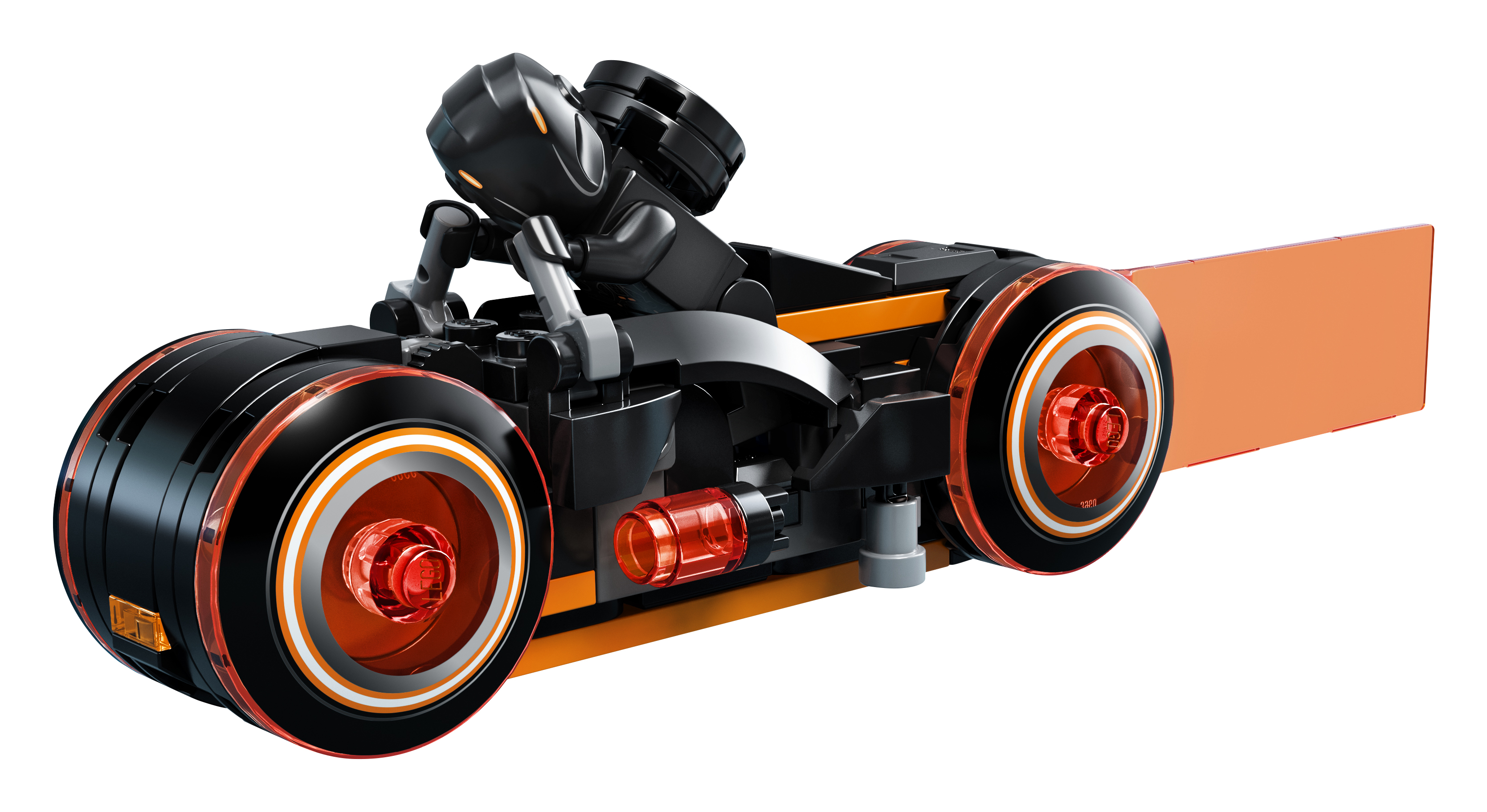 LEGO 21314 Tron: Legacy comes to LEGO Ideas on 31 March!