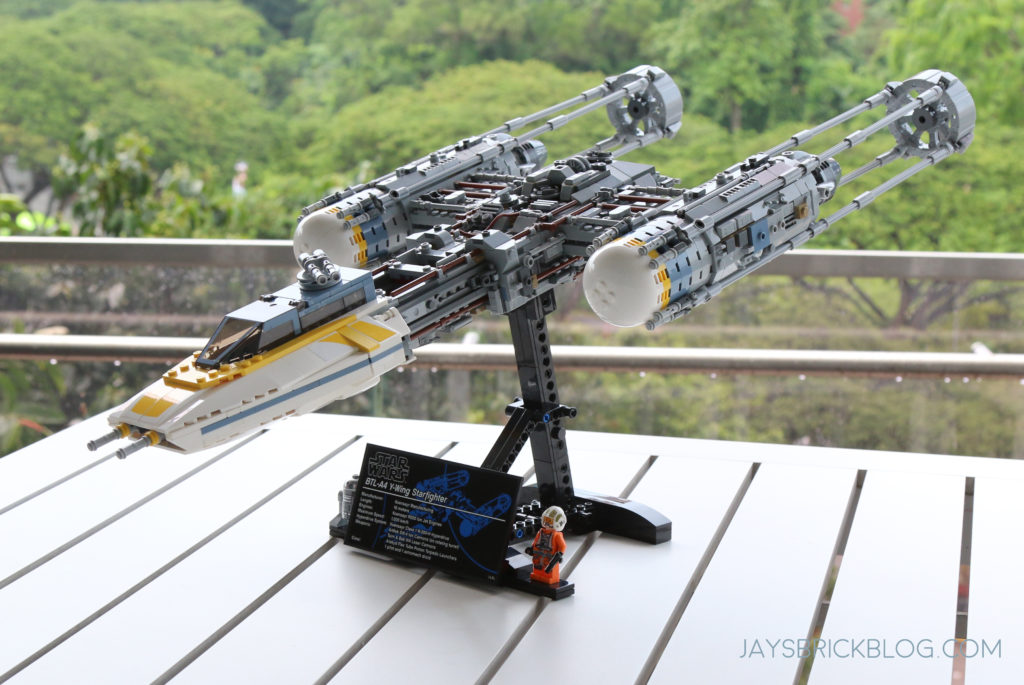 How To Build A Lego Starfighter