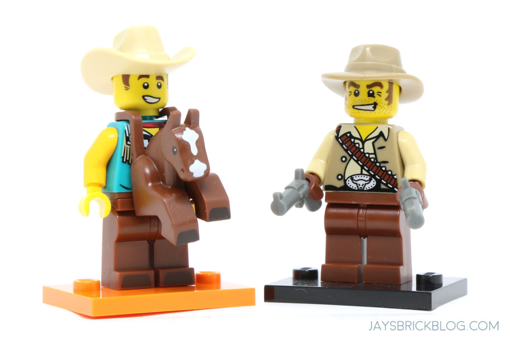 Review: LEGO Minifigures Series 18