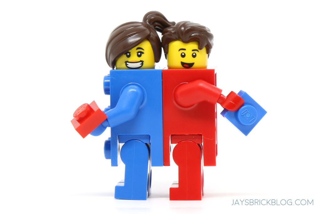 Brick Suit Guy LEGO Collectable Minifigures Series 18