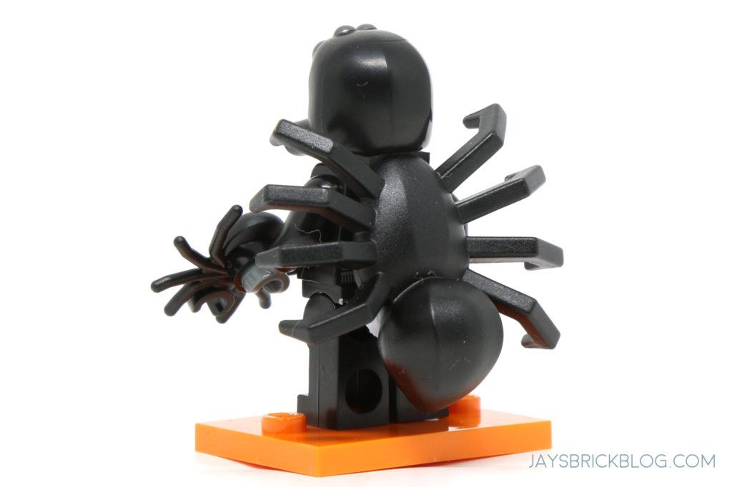New Genuine LEGO Orange Spider Animal