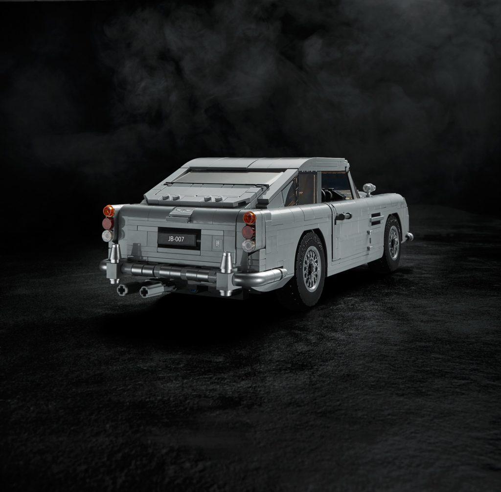 Thoughts On The New LEGO 10262 James Bond Aston Martin DB5