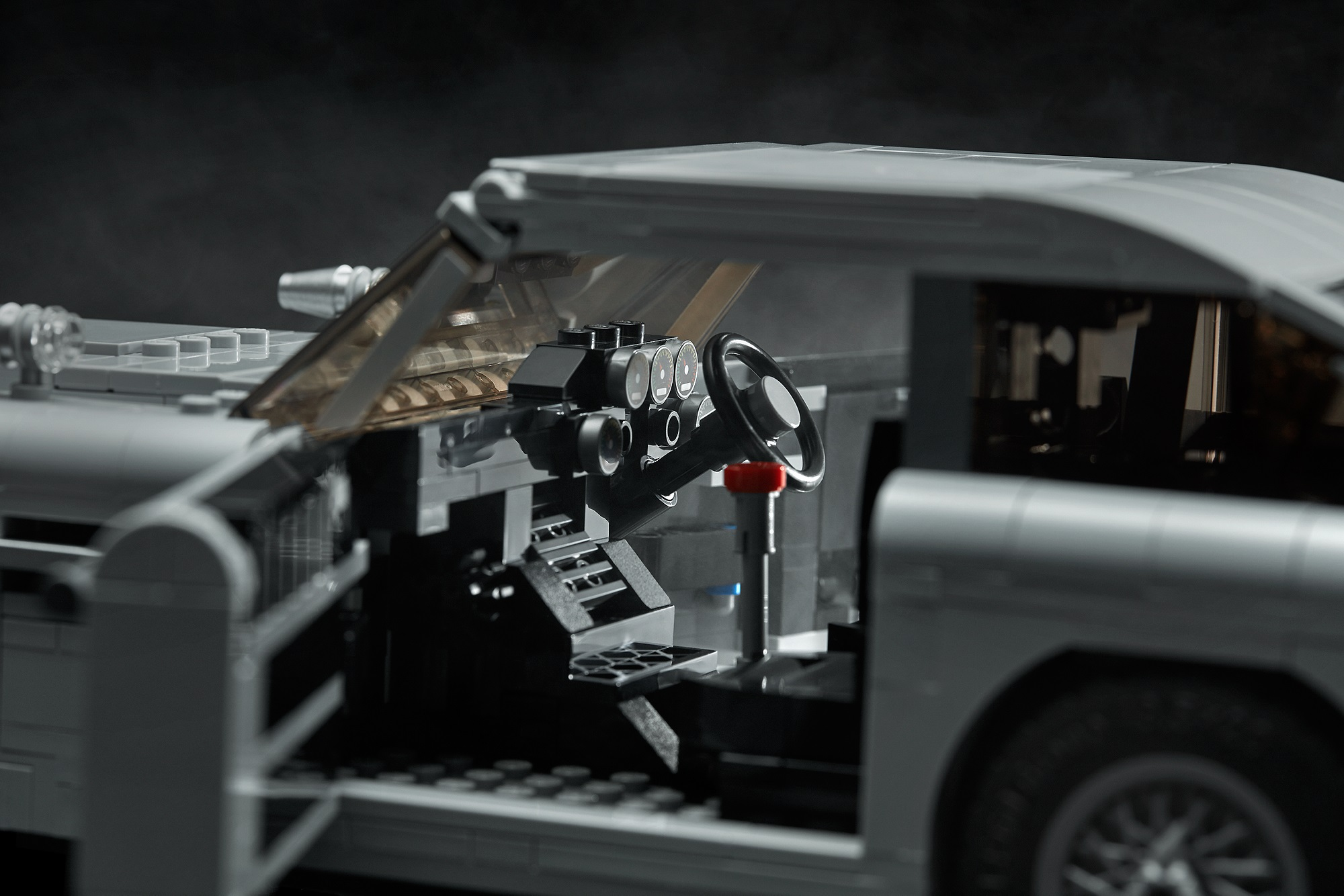 Thoughts On The New Lego 10262 James Bond Aston Martin Db5 Jay S Brick Blog