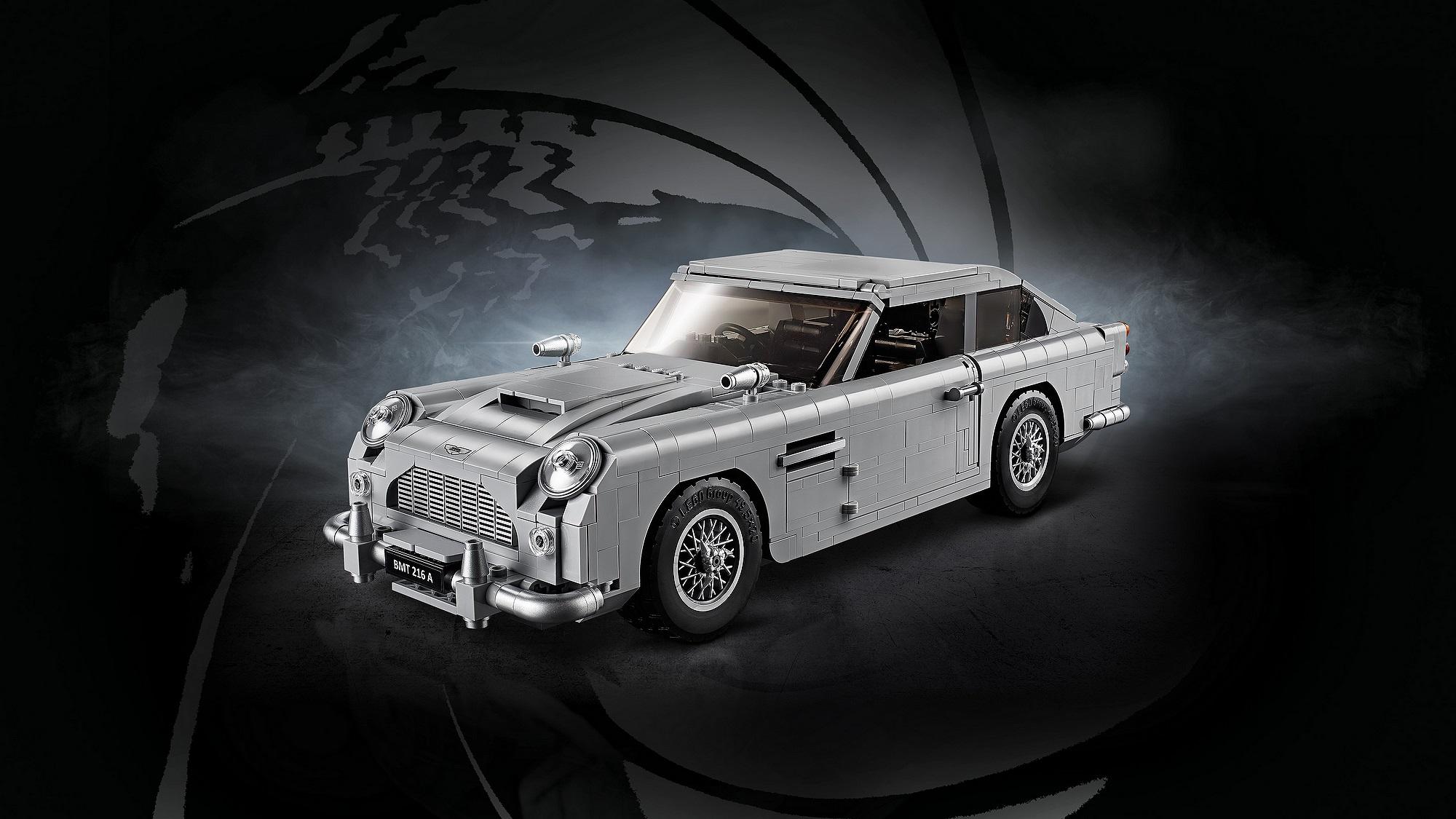 Thoughts On The New LEGO James Bond Aston Martin DB - Aston martin db5 price
