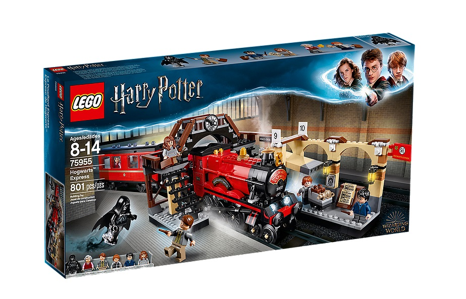 LEGO Harry Potter 2018 sets now available worldwide! Here's my gameplan on sets to buy