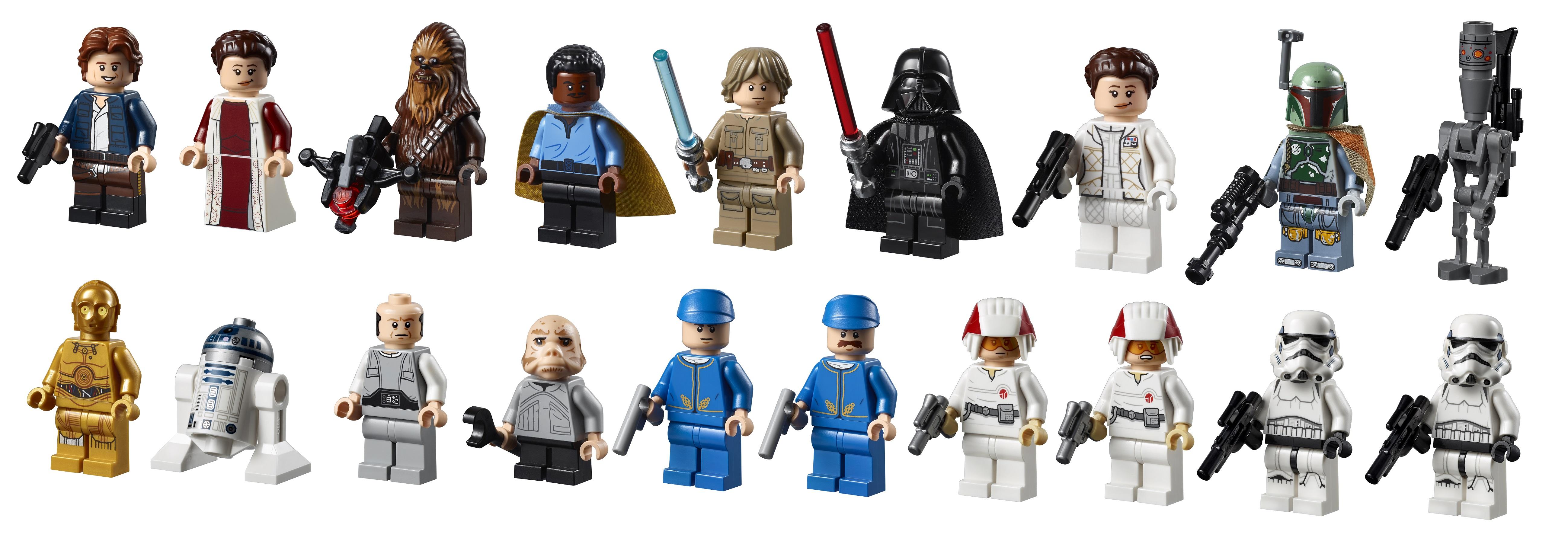 LEGO STAR WARS  PRINCESS LEIA MINIFIGURE 75222 CLOUD CITY NEW.