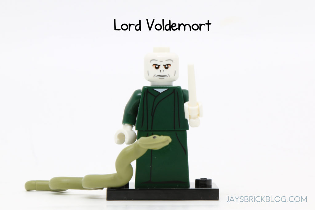 Lego Harry Potter Fantastic Beasts Minifigures Lord Voldemort Riddle New Opened