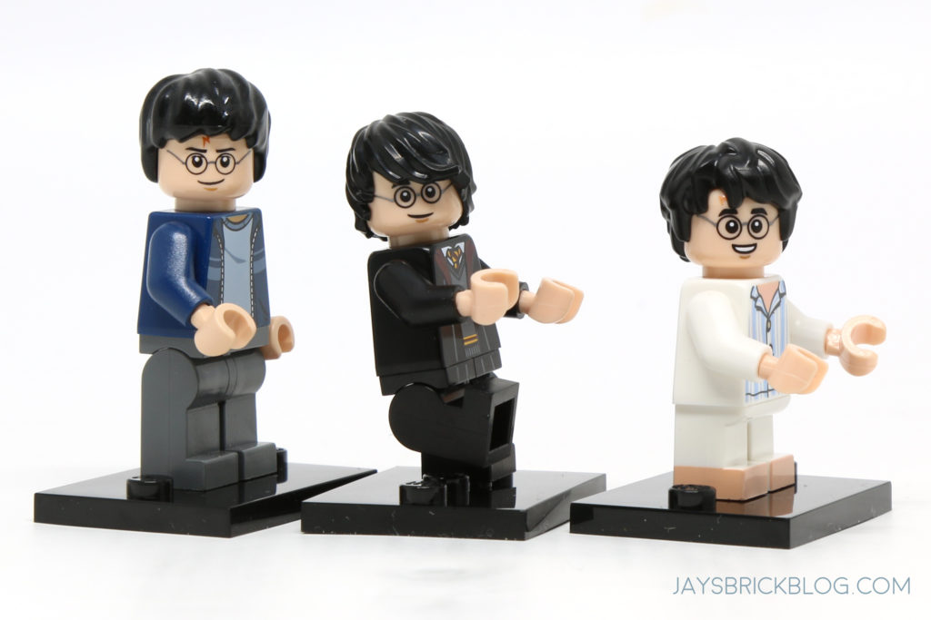Review Lego Harry Potter And Fantastic Beasts Minifigures Jay S Brick Blog