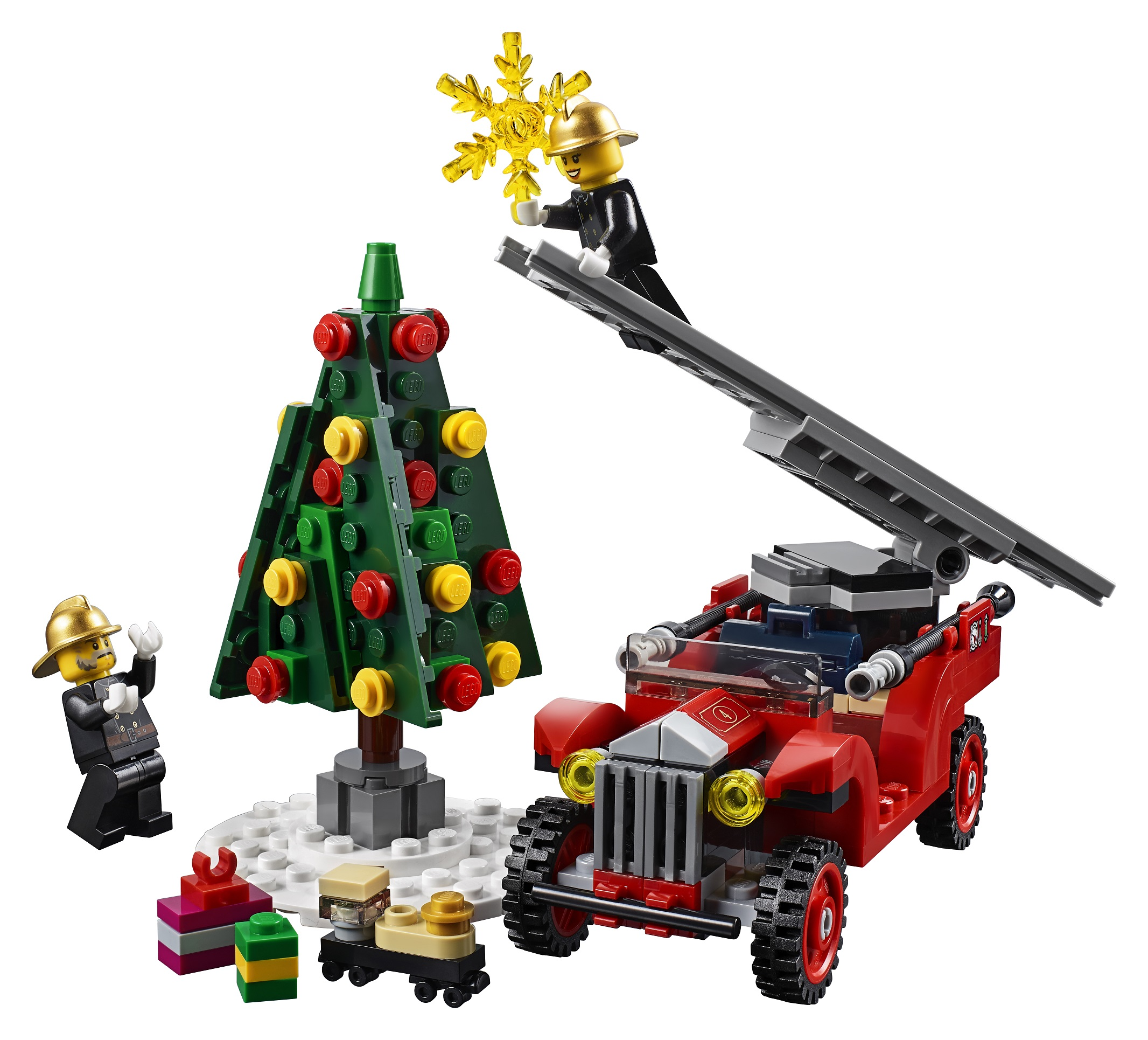 10263 Winter Village Fire Station is your 2018 seasonal Christmas ...