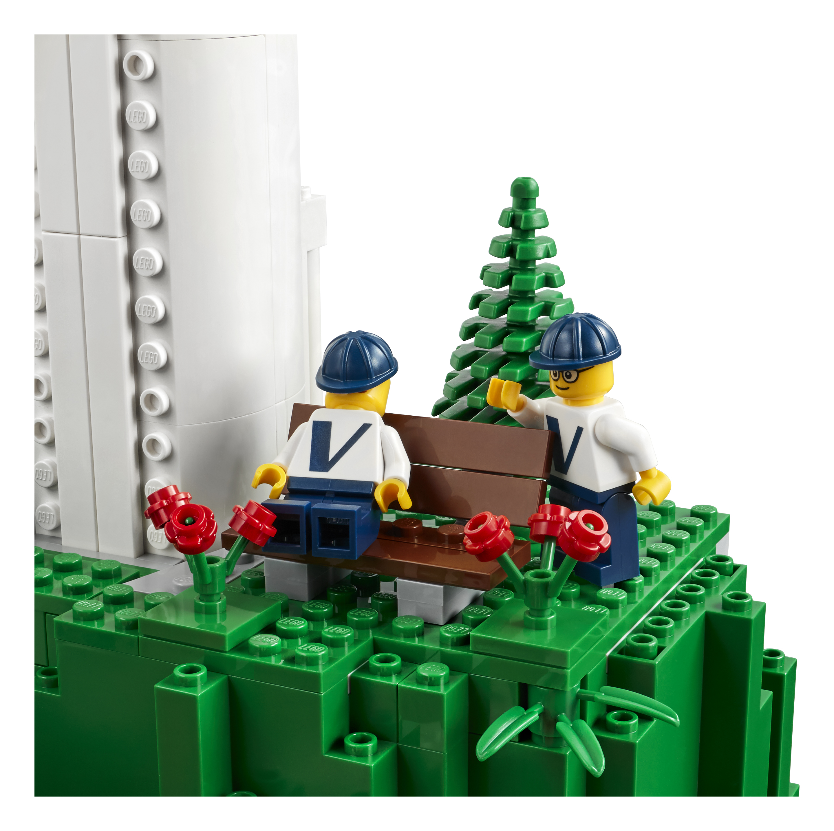 LEGO dials up its sustainability initiatives with the re