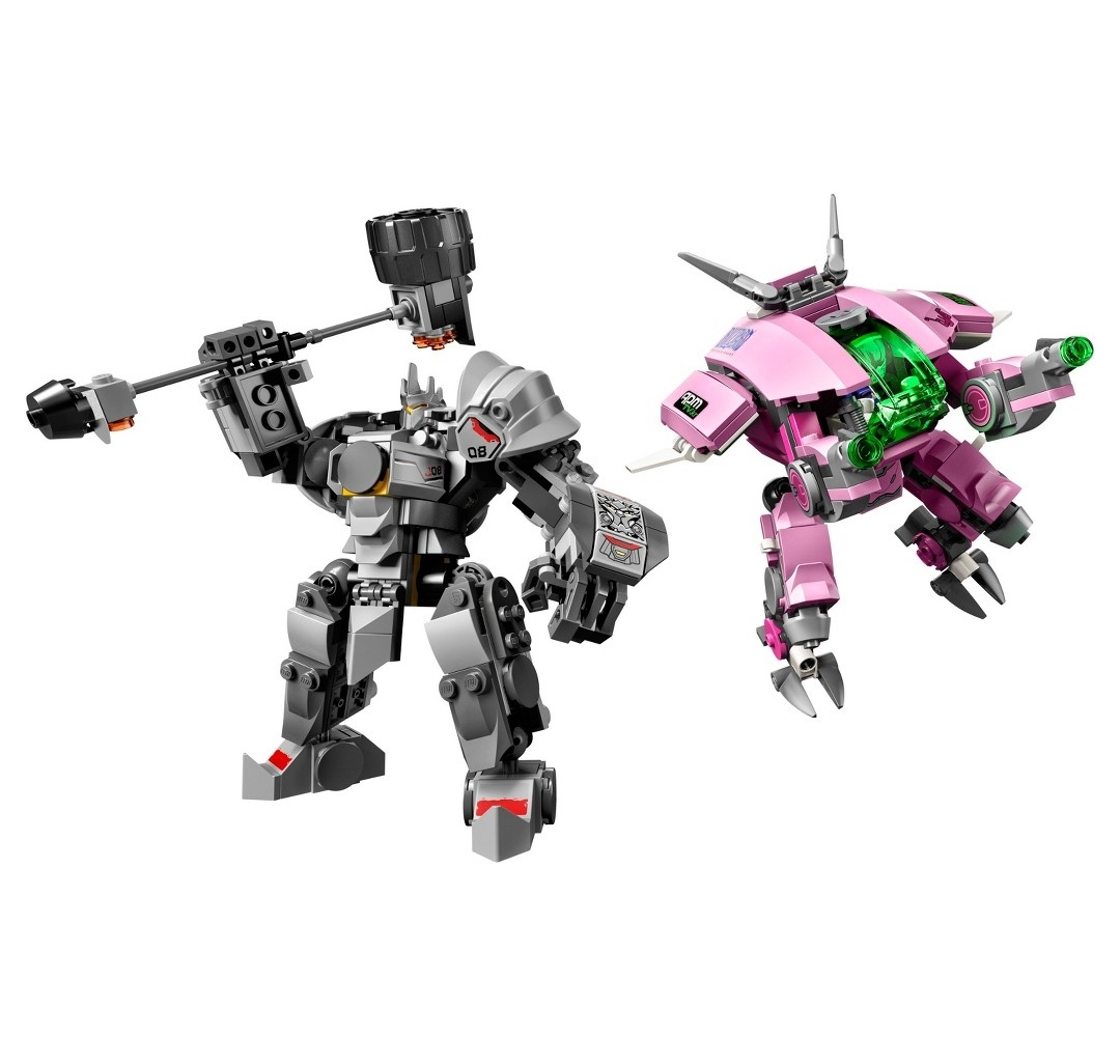 First impressions of the new LEGO Overwatch sets – Jay's