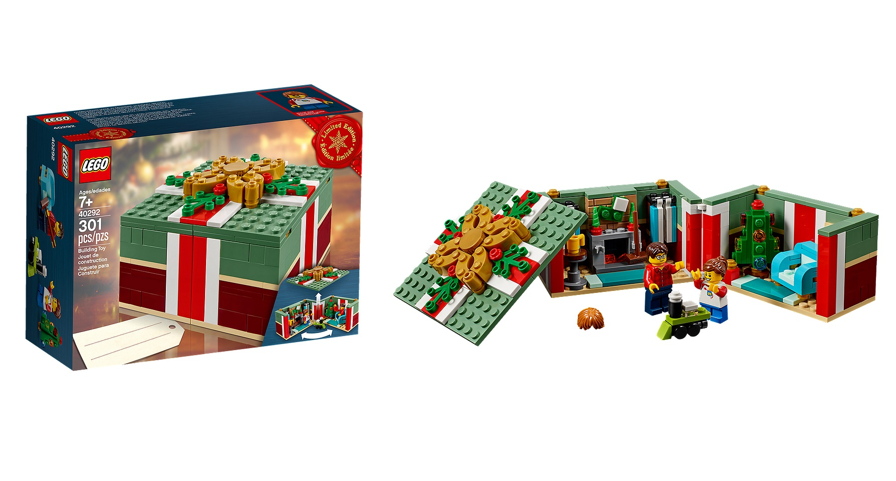LEGO VIP Weekend is now on – Double VIP points, free Christmas Gift ...