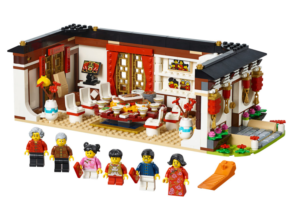 Lego Chinese New Year 2019 Sets Coming To Asia Pacific Australia