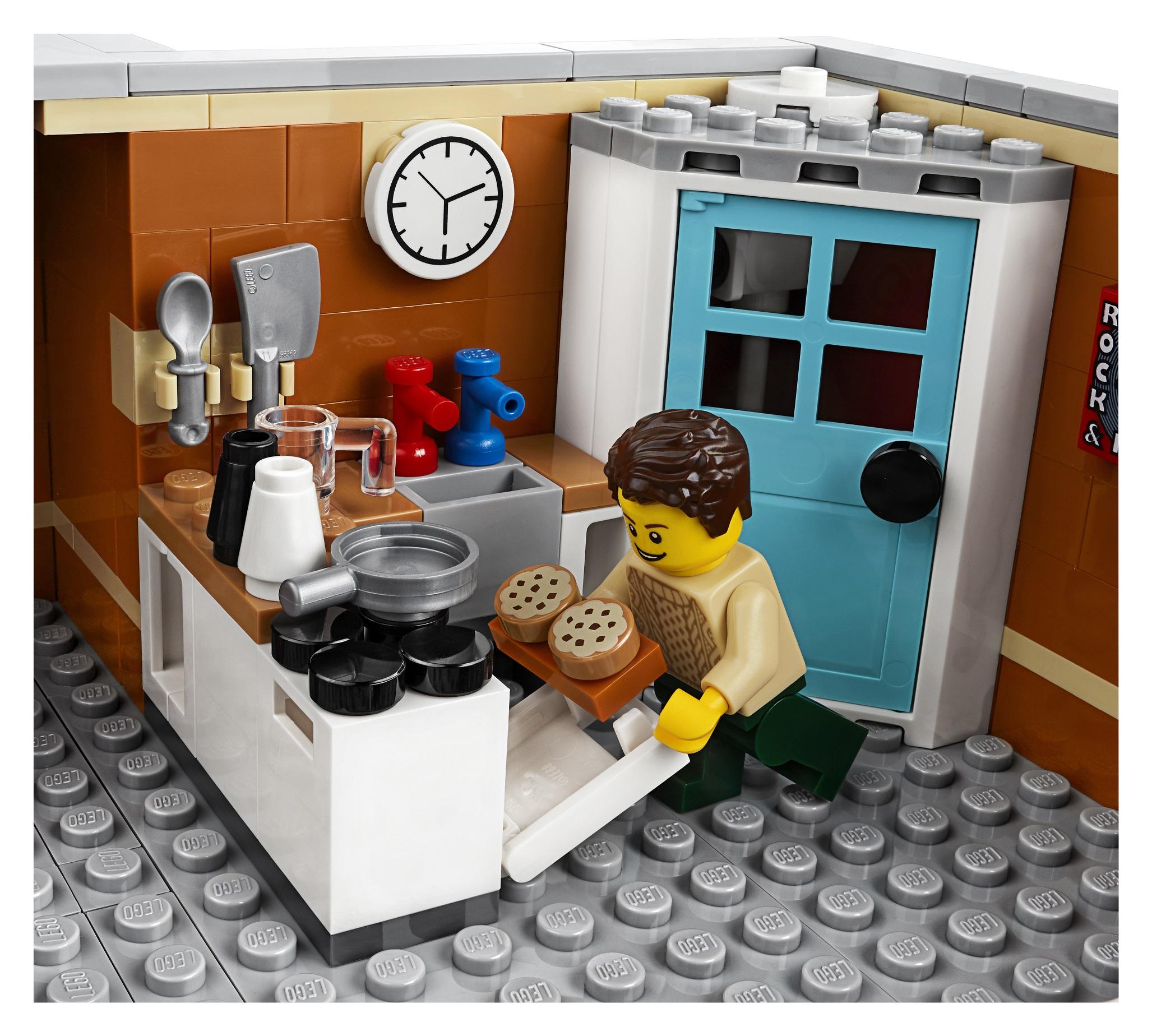 Presenting 10264 Corner Garage The 2019 Lego Modular