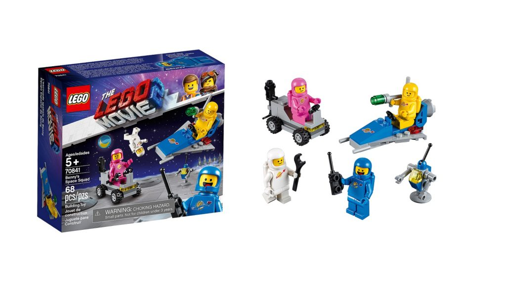 Sweet Mayhem Lucy Benny Pick Your Own Minifigure Lego 70820 Lego Movie 2