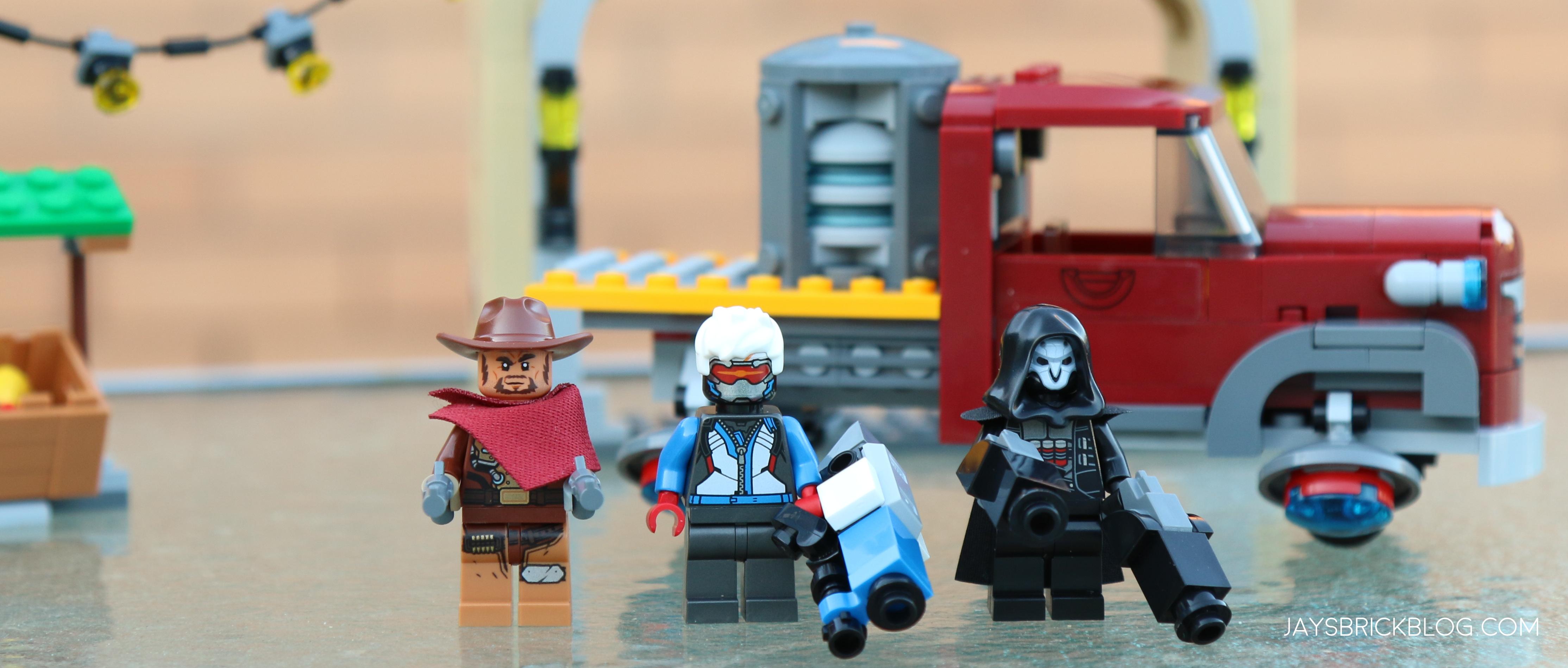 Overwatch Christmas 2019 Release Date Review: LEGO 75972 Dorado Showdown – Jay's Brick Blog