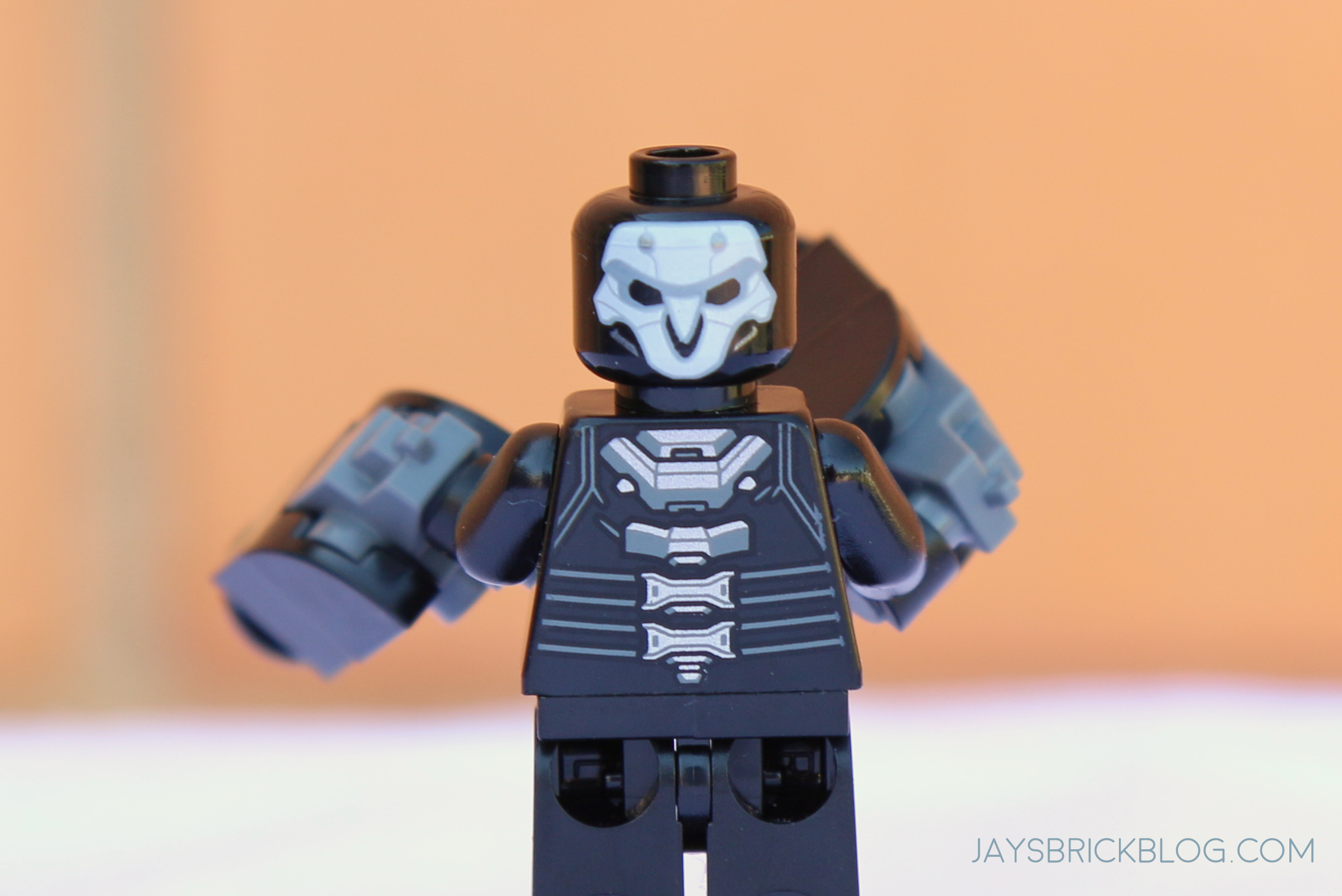 LEGO Overwatch Reaper Minifigure 75972 Mini Fig