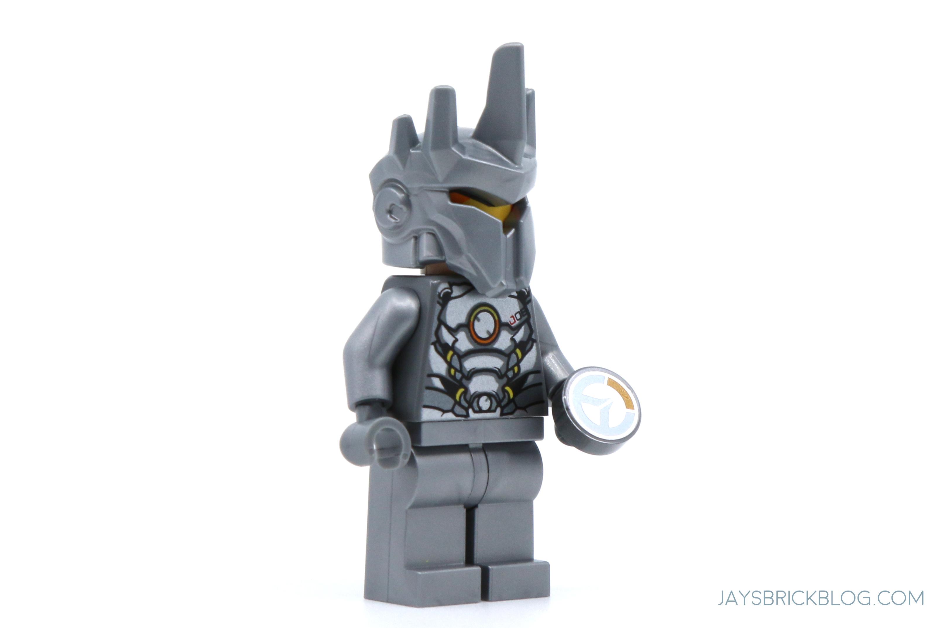 Review Lego 75973 D Va And Reinhardt Jay S Brick Blog