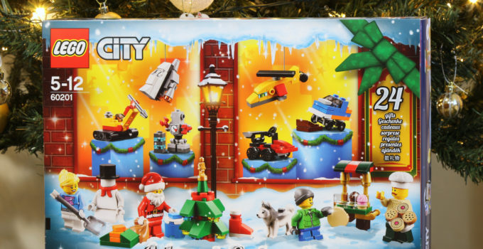 LEGO City Advent Calendar 2018 – Daily Countdown